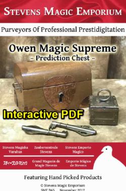 Stevens Magic PDF Catalog B-65