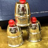 Triple Combo Silver Pocket Cups
