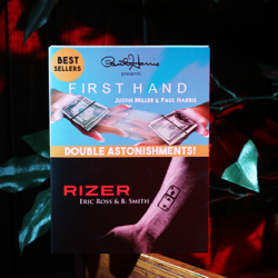 Paul Harris Presents First Hand/Rizer Double Astonishments