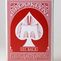Brooklyn Gamblers Marked Deck