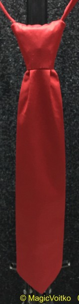 Crazy Tie Red - Victor Voitko
