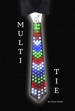 Multi Color Tie - Viktor Voitko