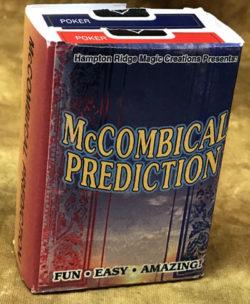McCombical Card Deck - Magic