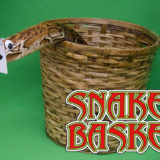 Snake In The Basket