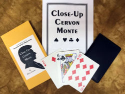 Cervon Monte Close-Up - Burce Cervon