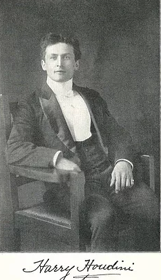 The Unmasking of Robert Houdin