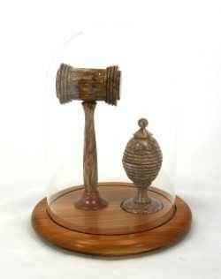 Mallet Vase - Richard Spencer