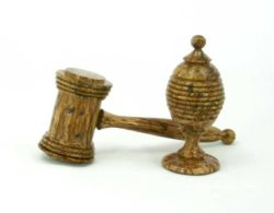 Mallet Vase - Cups and Balls - Richard Spencer
