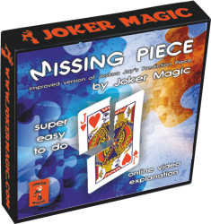 Missing piece - Card Trick