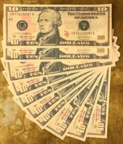 Flash Bills - $10 Version