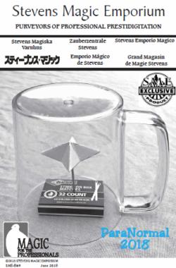 Stevens Magic June 2018 Mini PDF Catalog