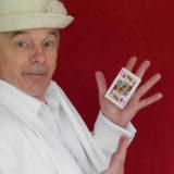 Take Off Levitating Card