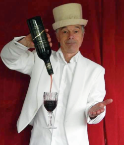 AIrborne Wine Pro - Magic Trick