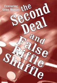 Second Deal and False Shuffle - Geno Munari