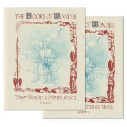 Book of Wonder - Tommy Wonder