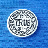 The Truth Coin in Fine English Pewter - Brian Watson