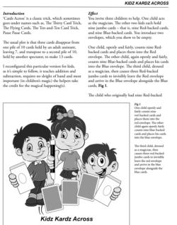 Lotz of Magic for Kidz - John Breeds - Book