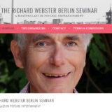 Richard Webster Master Class Berlin 2018