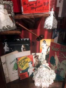 The Diary of a Magician's Handbook - Magic Castle - Geraldine Larsen