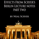 Neal Scryer - Berlin Lecture Notes Part II