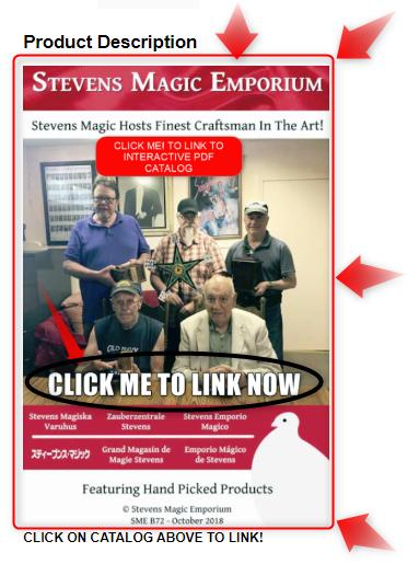 Stevens Magic Emporium PDF Catalog SMEB72