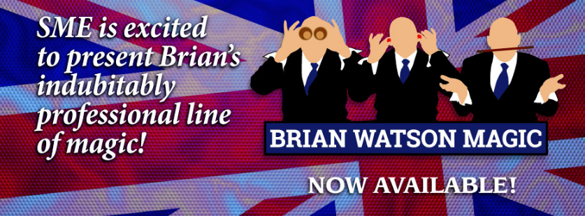 Brian Watson Banner