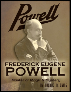 Frederic Eugene Powell - Master of Magic & Mystery - Book