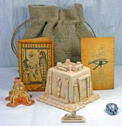 Secret of the Sacred Scarab - Buma - House of Magic