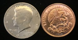 Scotch and Soda Coin Trick - Sterling