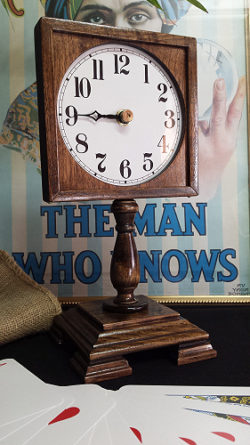 Victorian Psychic Clock - Dave Powell Magic