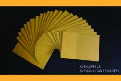 Coin Envelopes - Svenlopes
