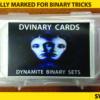 Dvinary Cards - Dynamite Binary Sets