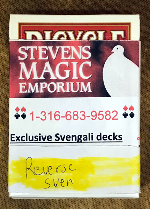 Bicycle Decks Red /& Blue Magic Card Trick Made In USA