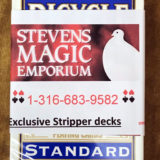 Stripper Professional Deck Blue