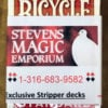 Stripper Deck Professional - RED - SME Private Label