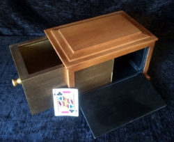 Sesame Drawer Box Les Smith Maple2