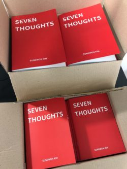 7 Thoughts - Sunwong Kim