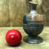 Ball and Vase - Exotic Wood - Richard Spencer