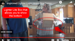 Lighter Lite Heavy Box Improved - Gimpy Magic