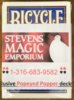 Pop-Eyed Popper Deck Blue