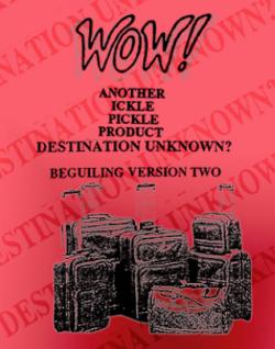 Destination Unknown - Magic Trick