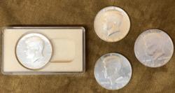 Four Multiple Coin and Shell Set - Kreis Magic