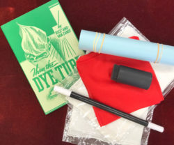 Al Baker Dye Tube Complete Package