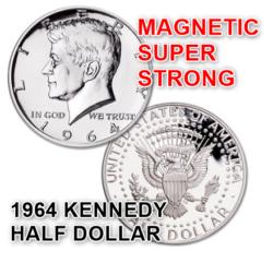 Super Strong KREIS PK Half Dollar - 1964