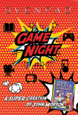 Svenpad - Game Night