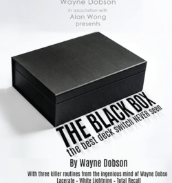 The Black Box - Wayne Dobson