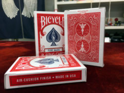 Marked Deck Breather - Bicycle