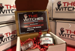 Witches Nail Writer