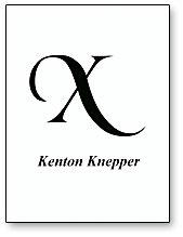 Kenton Knepper - X Book