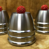 The Strollers Cups - Mini - Stainless Steel Airship